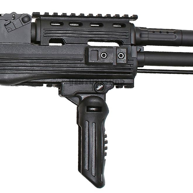 how to build an airsoft kit on to a rifle