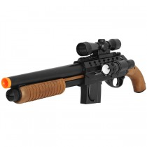 Rifle de Airsoft Shotgun Spring Smith & Wesson M3000 - Cybergun