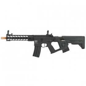 RIFLE DE AIRSOFT AEG M4A1 ENFORCER BATTLE HAWK FULL METAL + GATILHO ELETRÔNICO