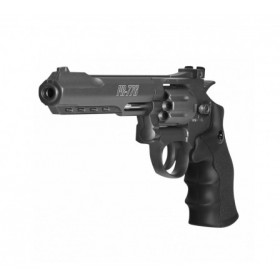 REVÓLVER CO2 GAMO PR-776 4,5MM - Tambor 8 Tiros - Full Metal