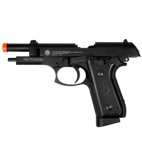 PISTOLA AIRSOFT TAURUS PT99 CO2 FULL METAL BLOW BACK 6MM CYBER GUN