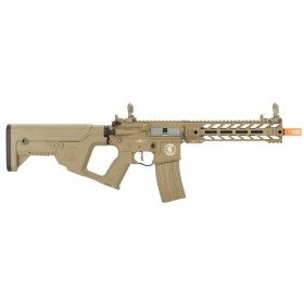 RIFLE DE AIRSOFT AEG M4A1 ENFORCER BATTLE HAWK TAN FULL METAL + GATILHO ELETRÔNICO