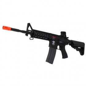 Rifle de Airsoft Elétrico G&G M4A1 CM16 Raider-L 6MM
